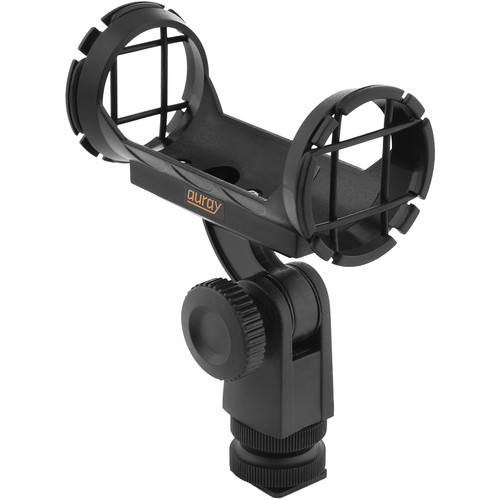 Auray SHM-SOCAM Suspension Shockmount for Shotgun Microphones
