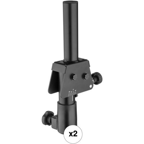 Auray SP-TILT-1 Tilting System for PA Speakers Kit (Pair)