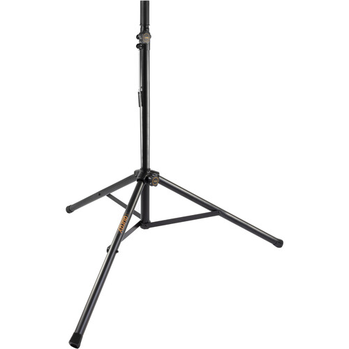 Auray SS-47A Deluxe Lightweight Height-Adjustable Aluminum Speaker Stand with Tripod Base