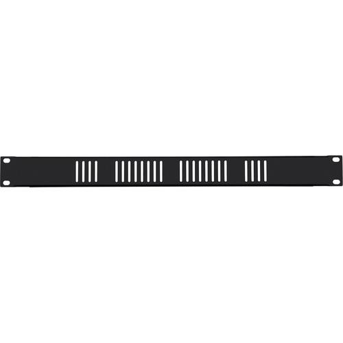 Auray VP-1U One-Space Vented Panel (1 RU)