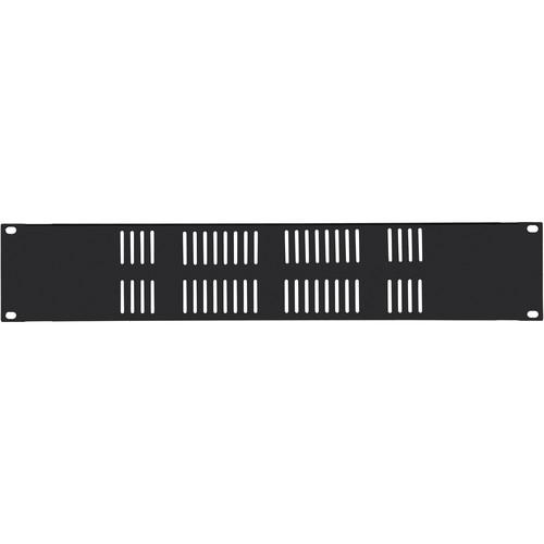 Auray VP-2U Two-Space Vented Panel (2 RU)