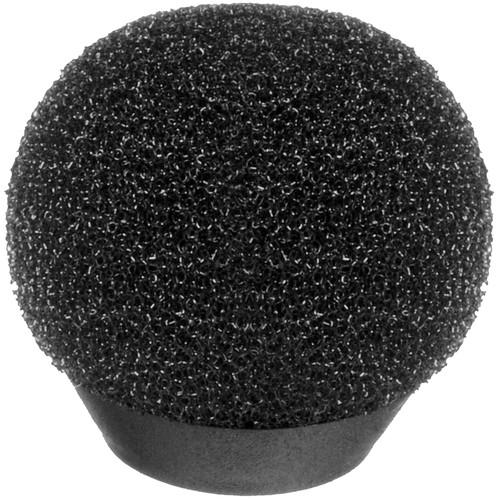 Auray WLF-EC44-5 Foam Windscreens for Sony ECM-44 Lavalier Microphone (5-Pack)