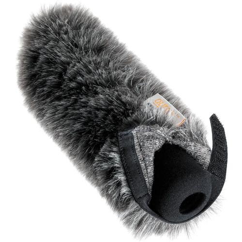 Auray WSR-2012 Stuffed Rabbit Windscreen for Shotgun Microphones - (12cm)