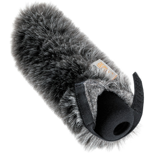 Auray WSR-2018 Stuffed Rabbit Windscreen for Shotgun Microphones - (18cm)