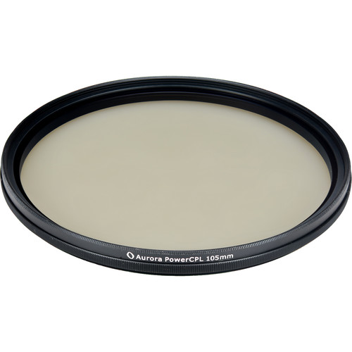 Aurora-Aperture PowerCPL 105mm Gorilla Glass Circular Polarizer Filter