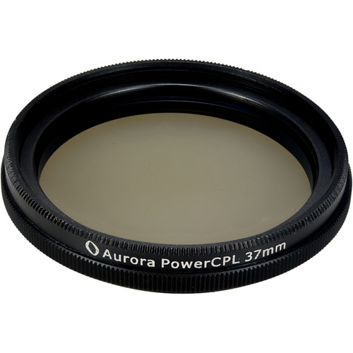 Aurora-Aperture PowerCPL 37mm Gorilla Glass Circular Polarizer Filter