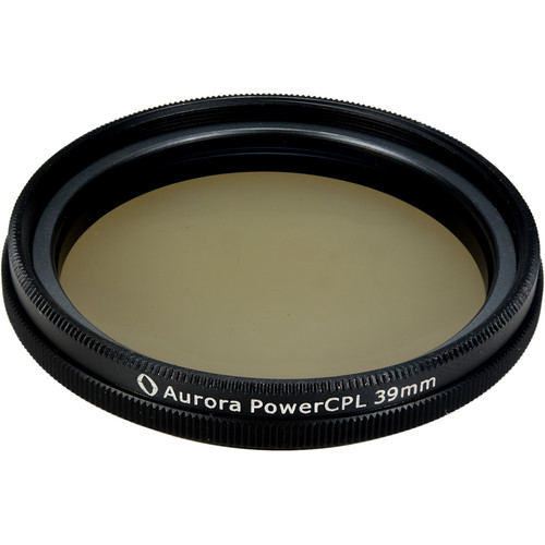 Aurora-Aperture PowerCPL 39mm Gorilla Glass Circular Polarizer Filter