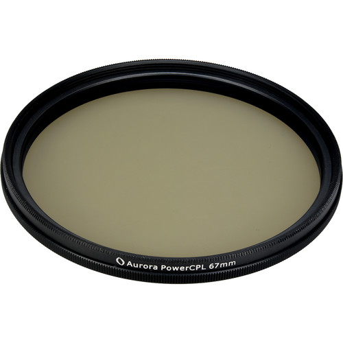 Aurora-Aperture PowerCPL 67mm Gorilla Glass Circular Polarizer Filter