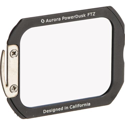 Aurora-Aperture Adapter Mount Format PowerDusk Filter for Nikon FTZ Lens Mount Adapter