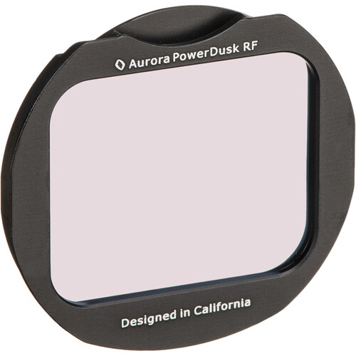 Aurora-Aperture Adapter Mount Format PowerDusk Filter for Canon EF-EOS R Lens Mount Adapter