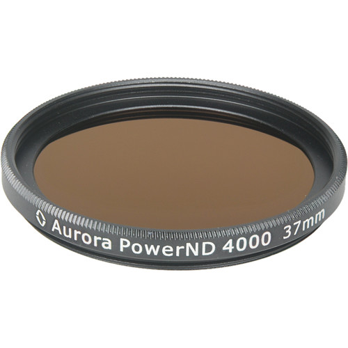 Aurora-Aperture PowerND ND4000 37mm ND 3.6 Filter (12-Stop)