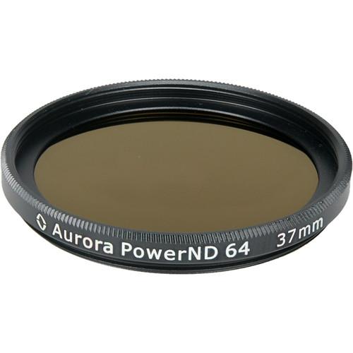 Aurora-Aperture PowerND ND64 37mm ND 1.8 Filter (6-Stop)