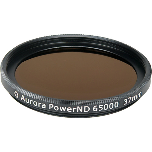 Aurora-Aperture PowerND ND65000 37mm ND 4.8 Filter (16-Stop)