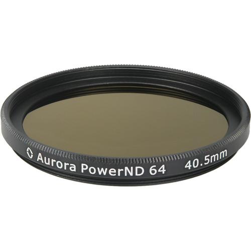 Aurora-Aperture PowerND ND64 40.5mm ND 1.8 Filter (6-Stop)