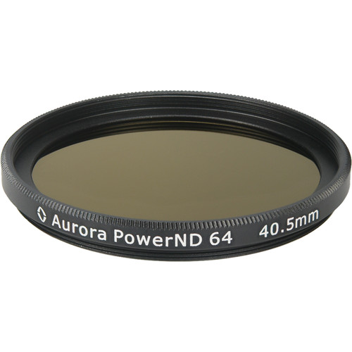 Aurora-Aperture PowerND ND64 40.5mm Neutral Density 1.8 Filter