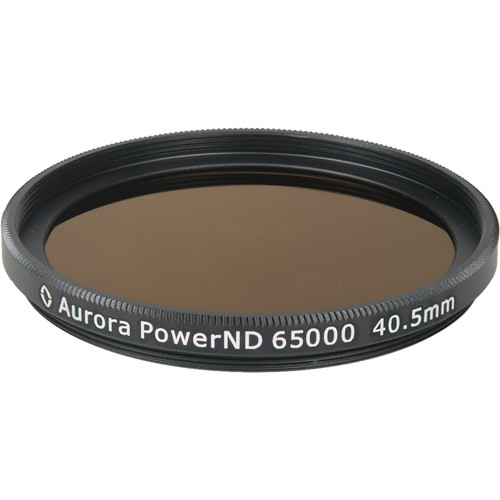 Aurora-Aperture PowerND ND65000 40.5mm Neutral Density 4.8 Filter
