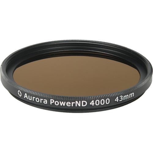 Aurora-Aperture PowerND ND4000 43mm ND 3.6 Filter (12-Stop)
