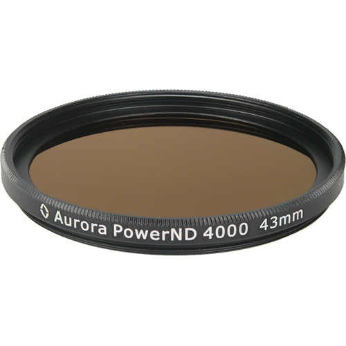 Aurora-Aperture PowerND ND4000 43mm Neutral Density 3.6 Filter