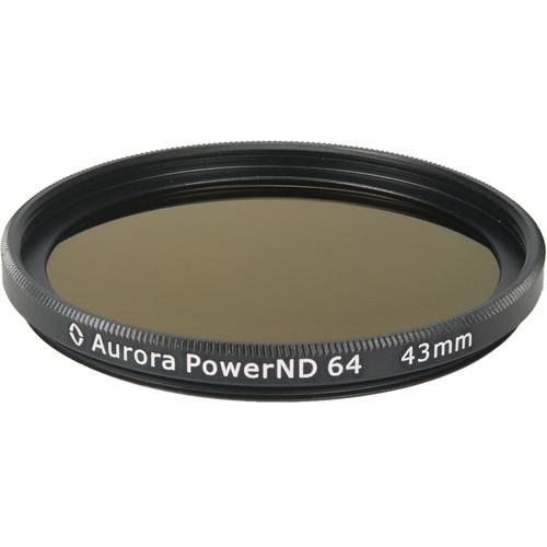 Aurora-Aperture PowerND ND64 43mm ND 1.8 Filter (6-Stop)