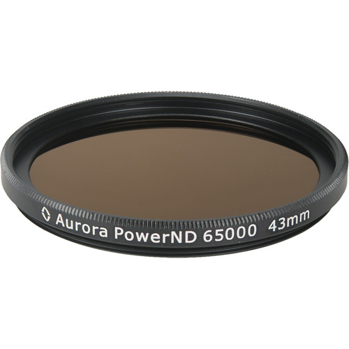 Aurora-Aperture PowerND ND65000 43mm ND 4.8 Filter (16-Stop)