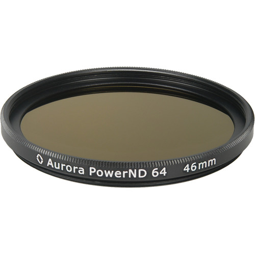 Aurora-Aperture PowerND ND64 46mm ND 1.8 Filter (6-Stop)