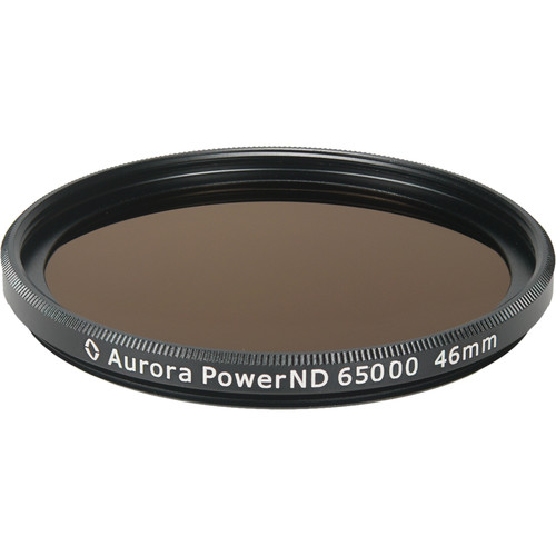 Aurora-Aperture PowerND ND65000 46mm ND 4.8 Filter (16-Stop)