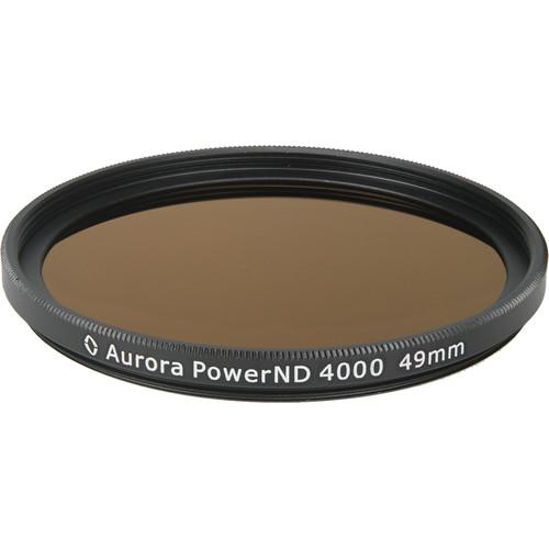 Aurora-Aperture PowerND ND4000 49mm ND 3.6 Filter (12-Stop)