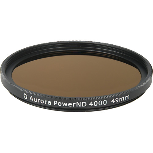 Aurora-Aperture PowerND ND4000 49mm Neutral Density 3.6 Filter