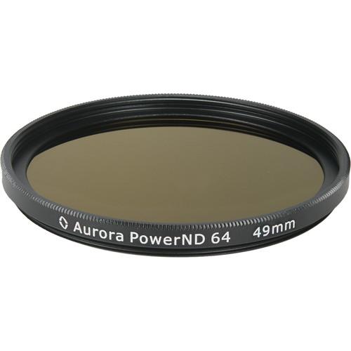 Aurora-Aperture PowerND ND64 49mm ND 1.8 Filter (6-Stop)
