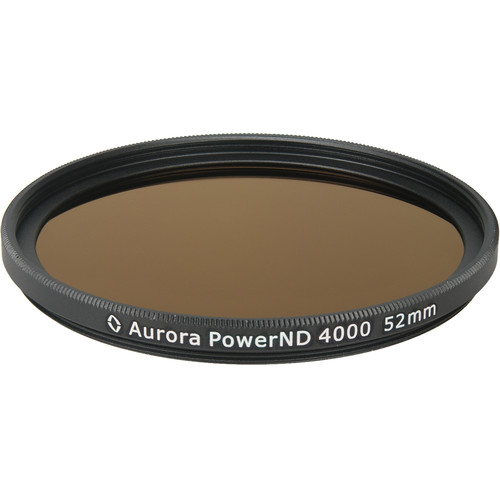 Aurora-Aperture PowerND ND4000 52mm ND 3.6 Filter (12-Stop)