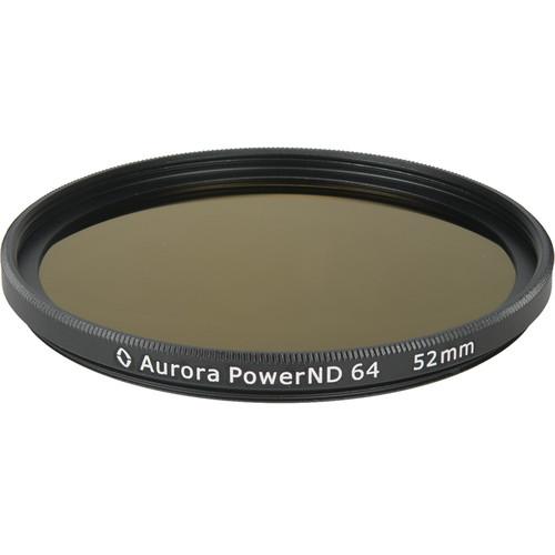 Aurora-Aperture PowerND ND64 52mm Neutral Density 1.8 Filter