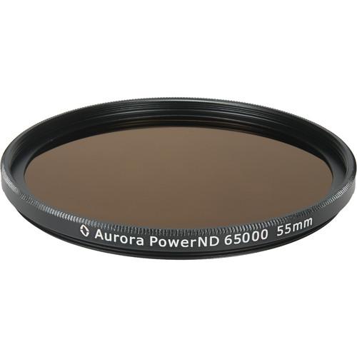 Aurora-Aperture PowerND ND65000 55mm Neutral Density 4.8 Filter