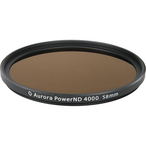 Aurora-Aperture PowerND ND4000 58mm ND 3.6 Filter (12-Stop)