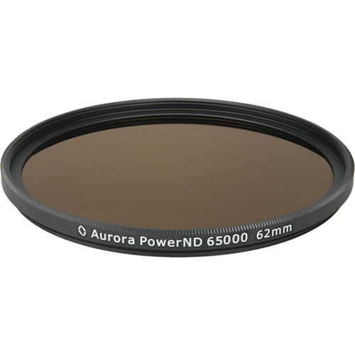Aurora-Aperture PowerND ND65000 62mm Neutral Density 4.8 Filter