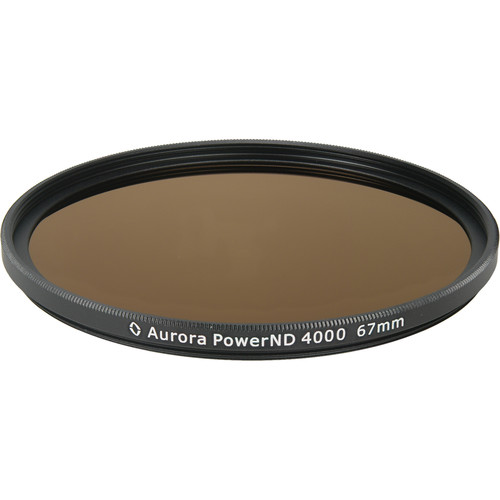 Aurora-Aperture PowerND ND4000 67mm Neutral Density 3.6 Filter