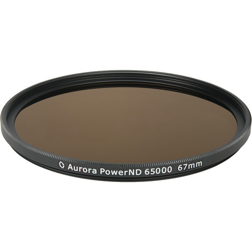Aurora-Aperture PowerND ND65000 67mm Neutral Density 4.8 Filter