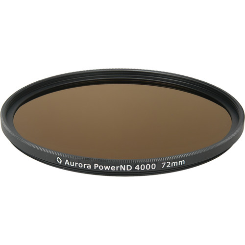 Aurora-Aperture PowerND ND4000 72mm Neutral Density 3.6 Filter