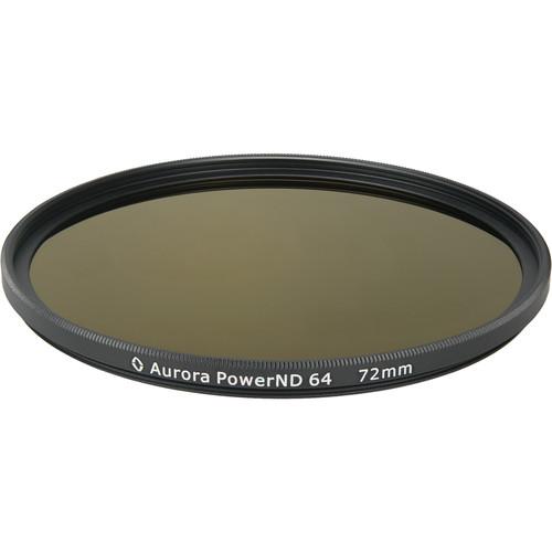 Aurora-Aperture PowerND ND64 72mm Neutral Density 1.8 Filter