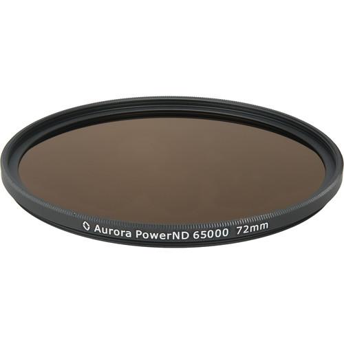 Aurora-Aperture PowerND ND65000 72mm ND 4.8 Filter (16-Stop)