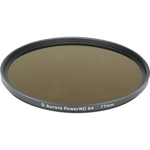 Aurora-Aperture PowerND ND64 77mm ND 1.8 Filter (6-Stop)