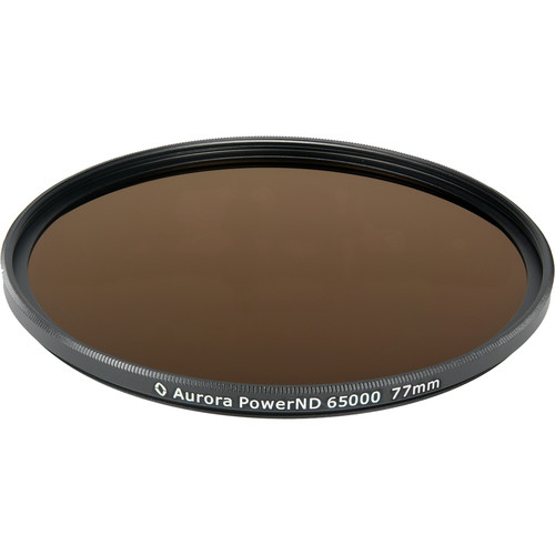 Aurora-Aperture PowerND ND65000 77mm ND 4.8 Filter (16-Stop)