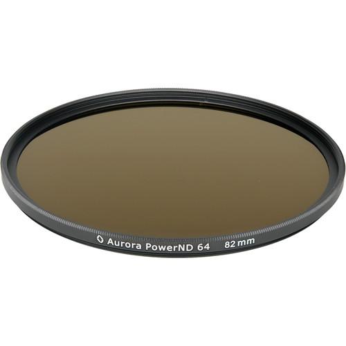 Aurora-Aperture PowerND ND64 82mm ND 1.8 Filter (6-Stop)