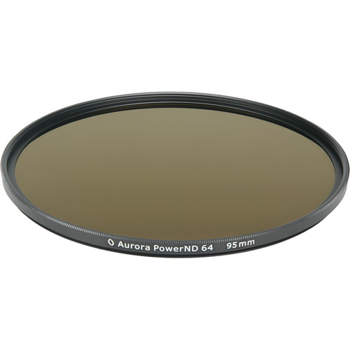 Aurora-Aperture PowerND ND64 95mm ND 1.8 Filter (6-Stop)
