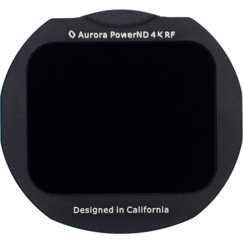 Aurora-Aperture Adapter Mount Format PowerND 3.6 Filter for Canon EF-EOS R Lens Mount Adapter (12-Stop)