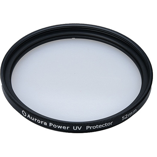 Aurora-Aperture 52mm PowerUV Protector Filter