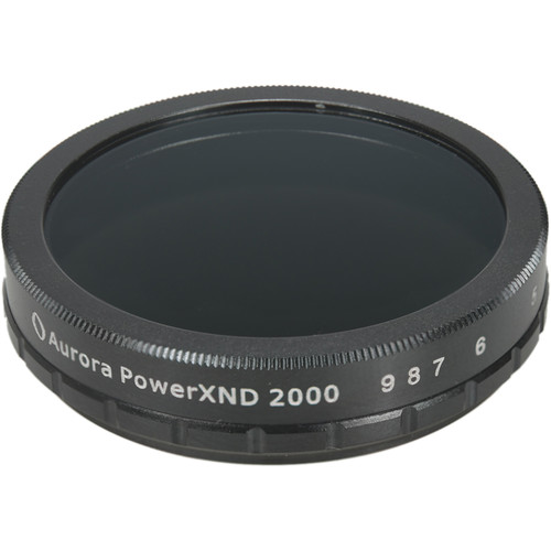 Aurora-Aperture PowerXND 2000 Variable ND Filter for DJI Inspire Quadcopters (36mm)