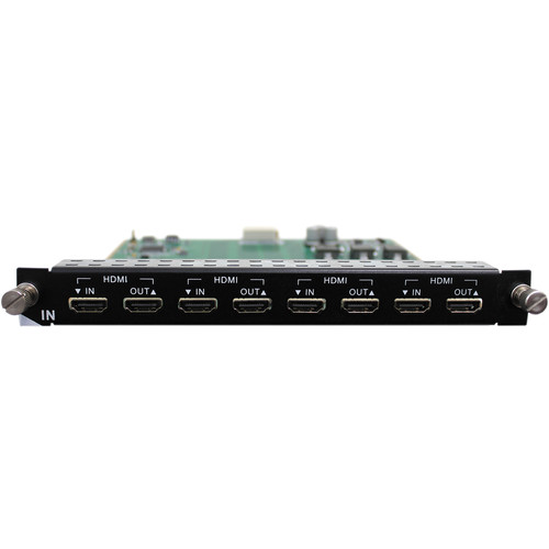 Aurora Multimedia HDMI Input & Loop Through Card for DXM G2 Series