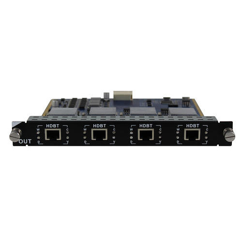Aurora Multimedia Digital Xtreme 4 Output HDBaseT CAT Card with 230 ft Support