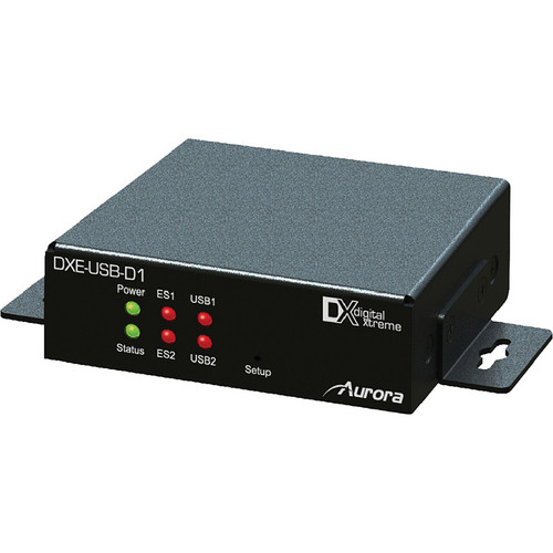 Aurora Multimedia DXE-USB-D1 Device Accessory Side USB Extender Unit