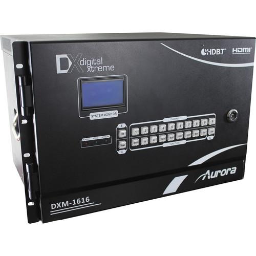 Aurora Multimedia 16 x 16 Digital Xtreme Matrix Switcher